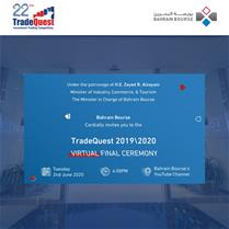 TradeQuest 2019-2020 Virtual Final Ceremony